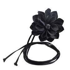 Fashion Lady Weave Stretch Elastic Wide Belt Bohemia Waist Belt