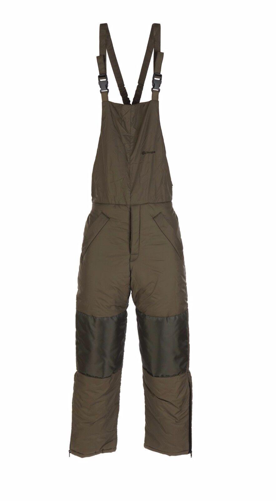 Fortis Snugpak Sleeka Green Salopettes Bib & Brace Shorter Leg *All Sizes* NEW