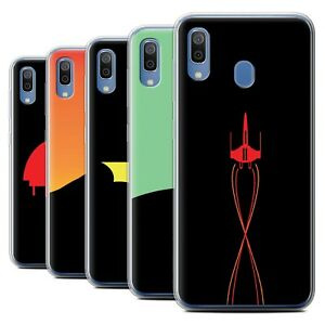 Gel-TPU-Case-for-Samsung-Galaxy-A20e-2019-Minimalist-Movie-Art