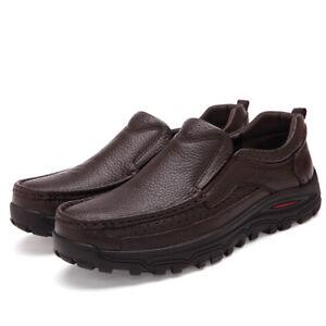 Genuine-Leather-Men-Dress-Shoes-Man-Formal-Business-Oxfords-Big-Size-US-6-13