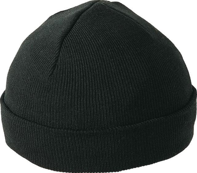 f8ffaed2bd4 Delta Plus Panoply Jura Winter Acrylic Knitted Beanie Warm Hat Black ...