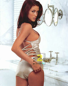 Shannon Elizabeth American Actress Model 8x 10 Sexy Color