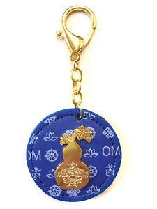 2020-Feng-Shui-Garuda-Wu-Lou-Wu-Luo-Health-Amulet-Keychain-USA-Seller