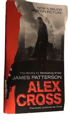 James patterson audio books alex cross series