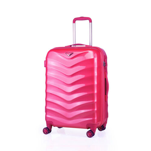Verage Seagull valise bagages à main Trolley TSA-Château Rosegold Bleu Rose Set