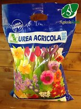 Urea Agricola Kg 5 concime NPK azoto sali granulare