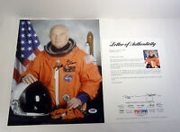 JOHN GLENN SENATOR MERCURY ASTRONAUT SIGNED AUTOGRAPH 11X14 PHOTO PSA/DNA COA #6