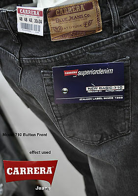 CARRERA Jeans BOMBASTIC BLU NIGHT TELA DOPPIA MISURE 46 48 50 52 54 56 58 60 62