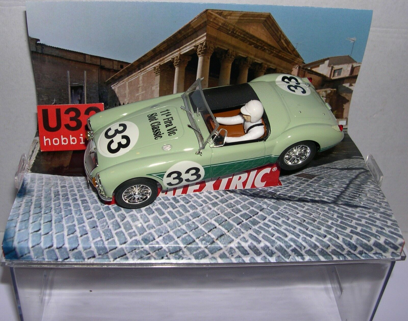 SCALEXTRIC MG TO 11 FIRA VIC SLOT CLASSIC 2017 LTED.ED.63 UNITS MB