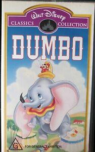 Dumbo-Walt-Disney-Classics-Collection-VHS-1998