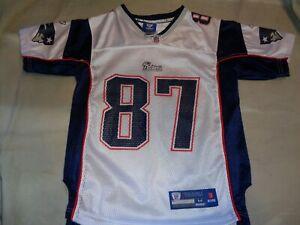 Details about Rob Gronkowski #87 Reebok On Field New England Patriots JERSEY Medium 10-12 Boys