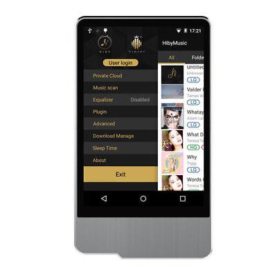Hidizs AP200 Android Bluetooth ES9118C DAC DSD FLAC HiFi Lossless