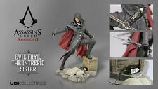 FIGURE ASSASSIN'S CREED SYNDICATE EVIE FRYE 24 CM GAUNTLET HIDDEN BLADE STATUE 2