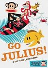 Go Julius! Go Fish Card Game by Paul Frank Industries (Game, 2011)