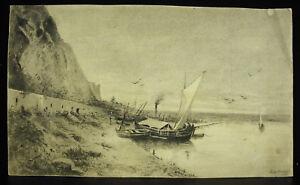Ritorno-di-Pesca-Lucie-Boissoudy-Fille-Del-Vice-Admiral-Philippe-Baucheron-c1890