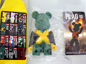 Bearbrick Jamaican Flag
