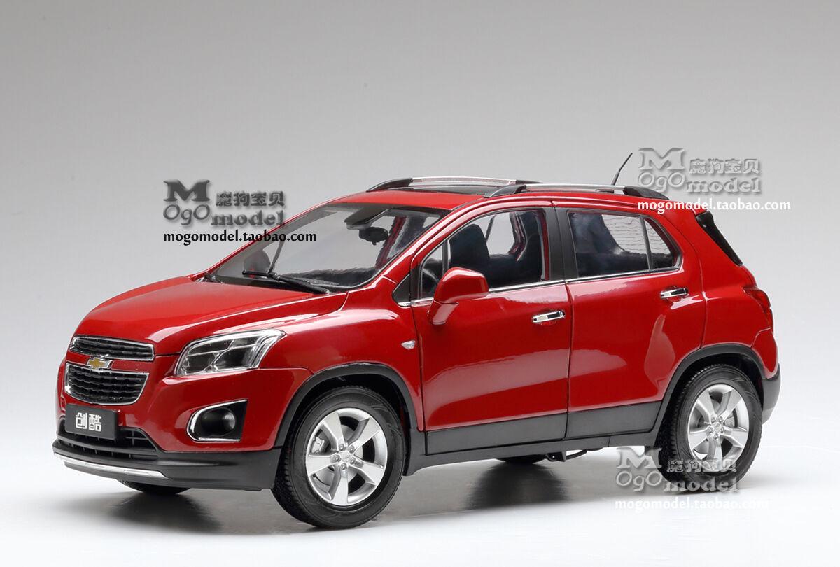 Chevrolet TRAX alloy car model (L)
