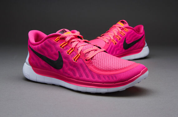 NIKE FREE 5.0 WOMENS LADIES BAREFOOT RUNNING GYM FITNESS TRAINERS SHOES