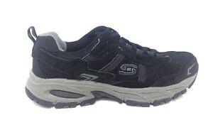 NUOVI-Pantaloncini-Uomo-Skechers-50069-Stamina-Sneaker-Nero-100U-mm