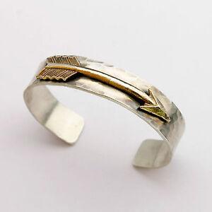 richard schmidt jewelry design arrow cuff in sterling