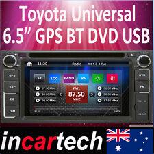 GPS Navigation For Toyota Hilux Corolla Camry Kluger Rav4 Yaris Parado Bluetooth