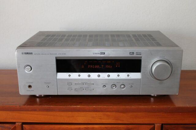 Yamaha HTR 5730   5.1 Channel 103 Watt Receiver