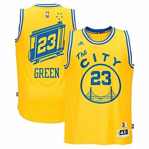 NBA Men/'s Golden State Warriors Draymond Green Hardwood Classic Swingman Jersey