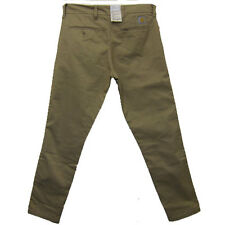 Carhartt Sid Pant Chino Pants Leather W32 L32  £65.00