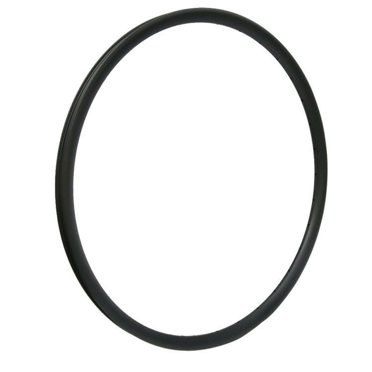 Super light Asymmetric 28mm Wide Carbon fiber 29 inch Cross country carbon Rim