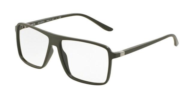 Starck Eyes Mikli RX Eyeglasses Frames Sh3019 0005 56x13 Matte Green ...