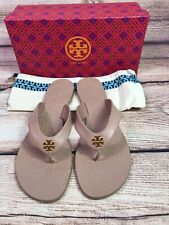 e0579dcd4b09 item 2 Tory Burch Monroe Leather Thong Sandals Light Makeup Size 10.5 -Tory  Burch Monroe Leather Thong Sandals Light Makeup Size 10.5