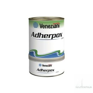 VENEZIANI-ADHERPOX-LT-2-5-PRIMER-EPOSSIDICO-NAUTICO-BICOMPONENTE