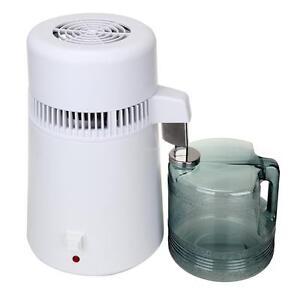 Pure-Water-Distiller-Filter-Purifier-Inner-Cap-Tank-For-RV-Dental-Lab-Travel-4L