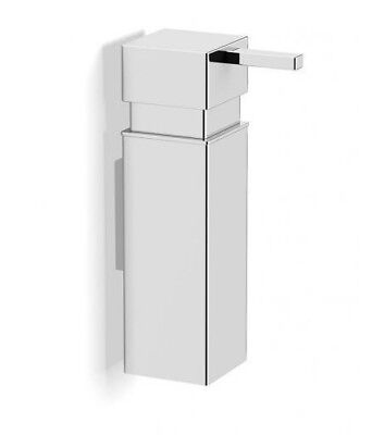Milli WALL MOUNTED SOAP DISPENSER 210mm Stainless Steel Chrome
