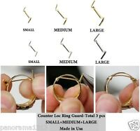 Ring Guard Adjuster Counter Loc-stronghold & Comfortable-14 Kt Gold Filled Guard