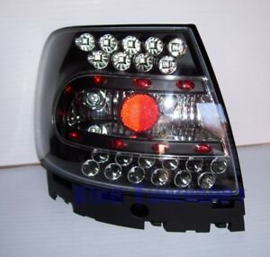 Lights Led-Back LED Neri Audi A4 B5 Black 94
