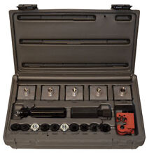New! ATD Master Inline Flaring Tool Kit, Single, Double & Bubble flares #5483