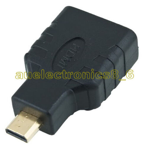 Micro USB To 1080P HDMI HDTV Cable HDMI Female to Male Adapter for Android NEW
