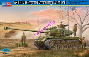 Hobbyboss-1-35-82426-T26E4-Super-Pershing-Pilot-1-Model-Kit-Hot
