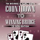 Countdown to Winning Bridge by Tim Bourke, Marc Smith (Diskette, 2008)