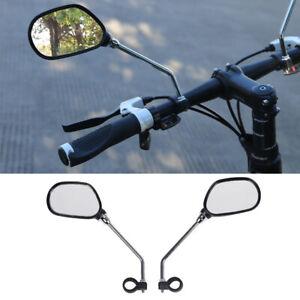 Rear View Handlebar Bicycle Mirror MTB Bike Rearview Motorcycle Looking Glass