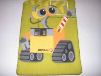 Walle Wall-e Handmade Zipper Fabric Mini Ipad Kindle Tablet Case Sleeve Cover