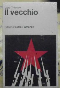 IL-VECCHIO-JURIJ-TRIFONOV-EDITORI-RIUNITI-1a-EDIZ-1979
