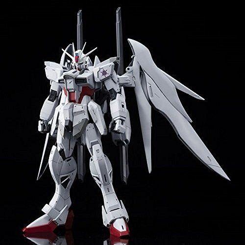 Bandai MG 1  100 Impulse Gundam vithe Plastic modellllerler Kit