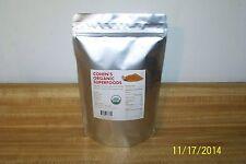 100% USDA  Organic Ceylon Cinnamon Ground Powder   1  lb. Cinnamomum zeylanicum