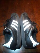 Size 16 - adidas Superstar 2 Black