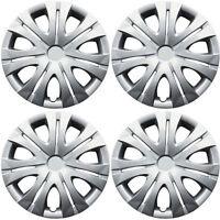 Hub Cap Toyota Corolla 2009 Wheel Cover Style 1012 Silver 16 Set Of 4
