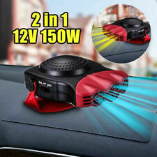 DC 12V 150W//300W 4 Hole Portable Car Heating Dry Heater Fan Defroster Demister