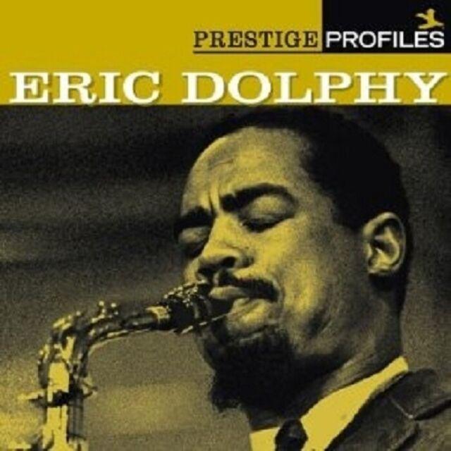 ERIC DOLPHY - PRESTIGE PROFILES  CD NEU