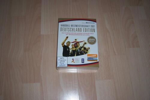 1 von 1 - Handball Weltmeisterschaft 2007 - Deutschland Edition (6 DVD+Single) NEU OVP -WM